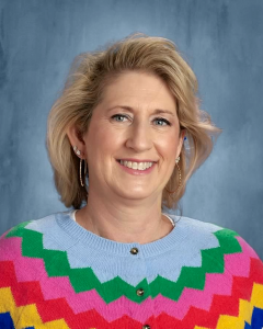 Photo of School Counselor Amy Beal